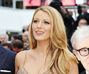 blake lively, blonde, and gossip girl image