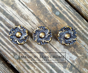 etsy, french knobs, and drawer pulls handles image