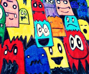 graffitis - by me image