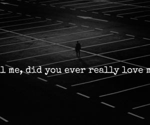 breakup, sad, and lovequotes image