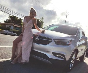 dove cameron and car image