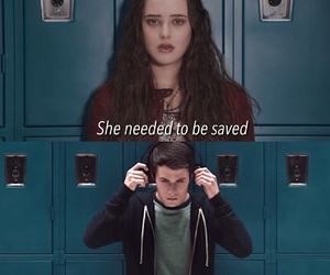 13 reasons why, netflix, and hannah baker image