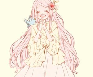 smile, sweet, and anime image