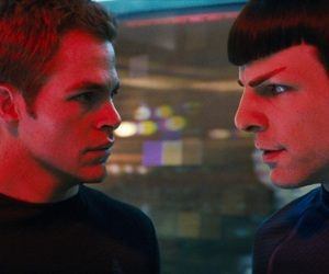 spock and star trek image