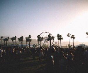 coachella, festival, and bands image