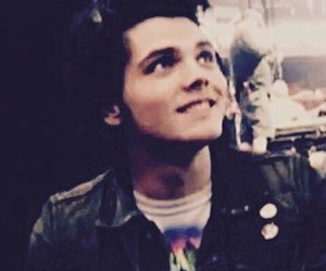 gerard, hesitant alien, and gerard way image