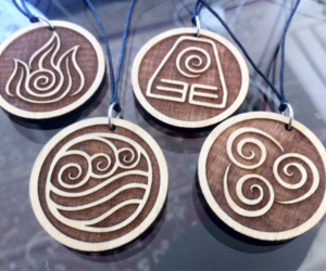 avatar and four elements image