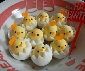 food, diy, and eggs image