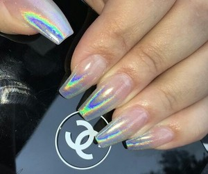 nails and chanel image