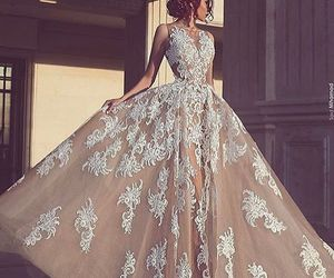 beauty, dress, and beautiful image