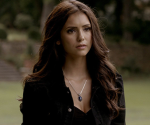 book, Nina Dobrev, and series image