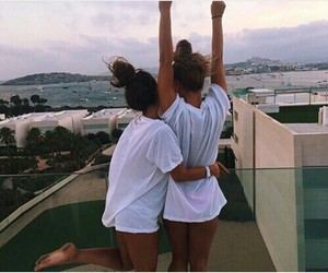 friends, goals, and best friends image