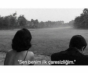 tumblr, sözler, and turkish word image
