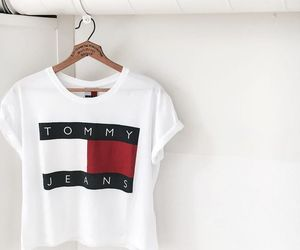 fashion, tommy hilfiger, and style image