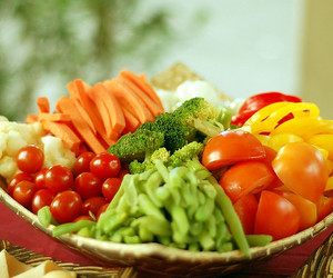 food and vegetables image