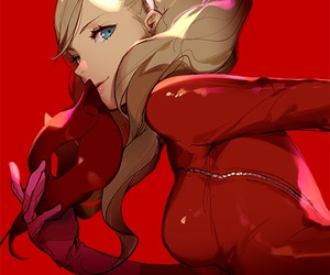 anime, persona 5, and video game image