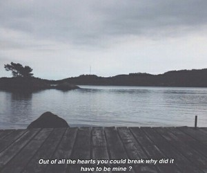 quote, t umblr, and sad image
