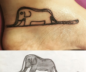 book, draw, and elephant image