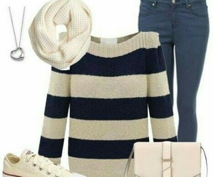 oufit de invierno, oufit back to school, and oufit para la escuela image