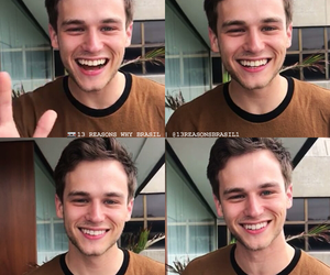 13 reasons why and brandon flynn image