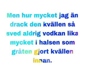 svenska, citat, and texter image