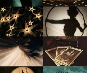 circus and dark image