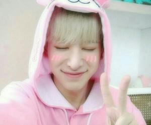 wonho, kpop, and cute image
