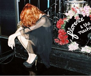 florence and the machine, florence welch, and florence image