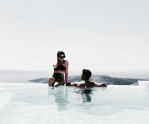 couple, goals, and pool image
