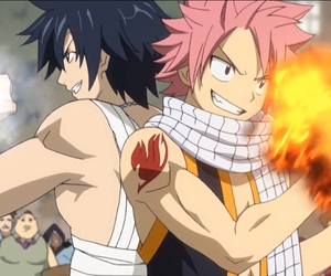friendship, gray, and natsu image