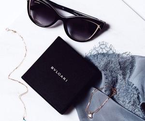 accesories, glasses, and bvlgari image