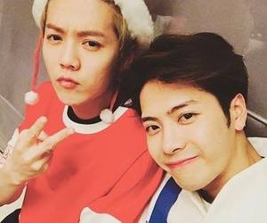 got7, luhan, and jackson image