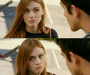teen wolf, radio silence, and holland roden image
