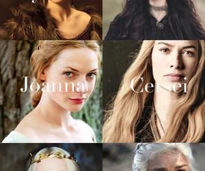 cersei lannister, lyanna stark, and Joanna image