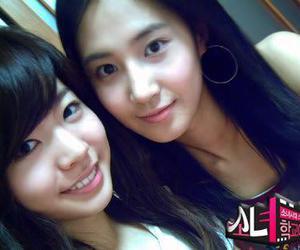 Sunny, yuri, and snsd image