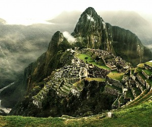 machu picchu, peru, and travel image