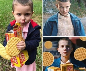 stranger things, cosplay, and eleven image