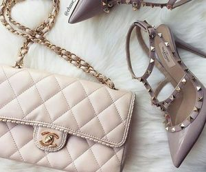 chanel, Valentino, and bag image