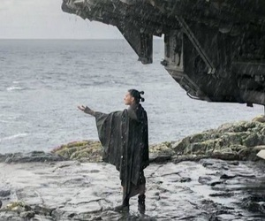 star wars, daisy ridley, and the last jedi image