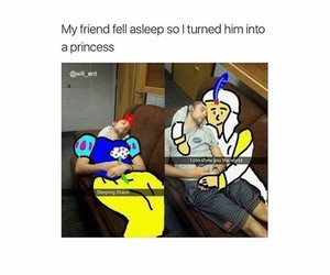 disney, memes, and princess image