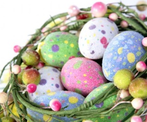 easter, egg, and spring image