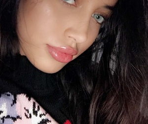 brunette, cindy kimberly, and wolfiecindy image
