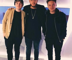 radio station, capital fm, and conor maynard image
