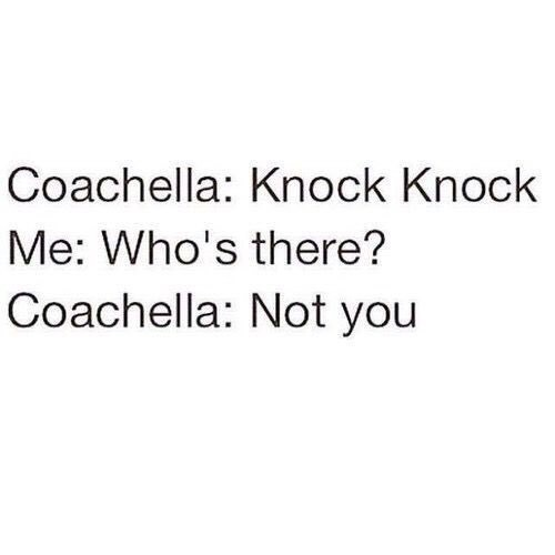coachella, funny, and quotes image
