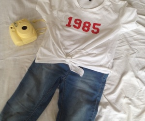 1985, school, and love image