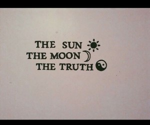 moon and truth image