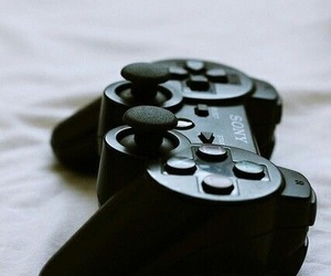 game, playstation, and ps3 image