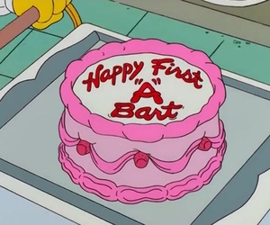 bart, beautiful, and birthday image
