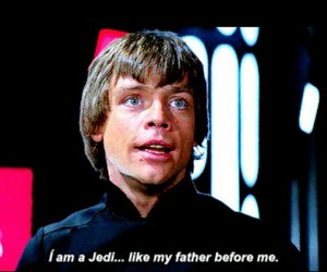 Anakin Skywalker, father, and jedi image