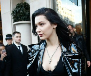 girl, model, and bella hadid image